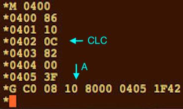 6502 アセンブラ 命令